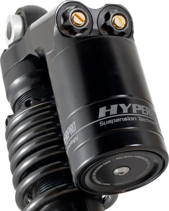 BMW HYPERPRO Rear Shocks Fixed Reservoir